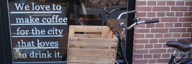 top coffee spots Utrecht