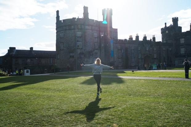 Kilkenny Castle Voluteering Ireland